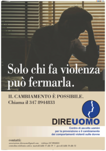Manifesto Associazione DireUomo
