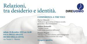 Conferenza Associazione DireUomo