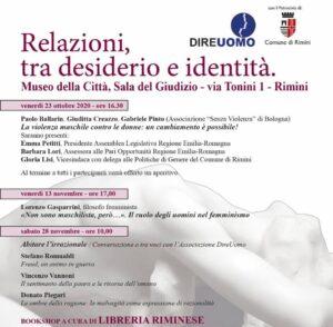 Conferenze Associazione DireUomo